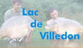 Vissen in Frankrijk met KarperCentrale op Lac de Villedon [2020]
