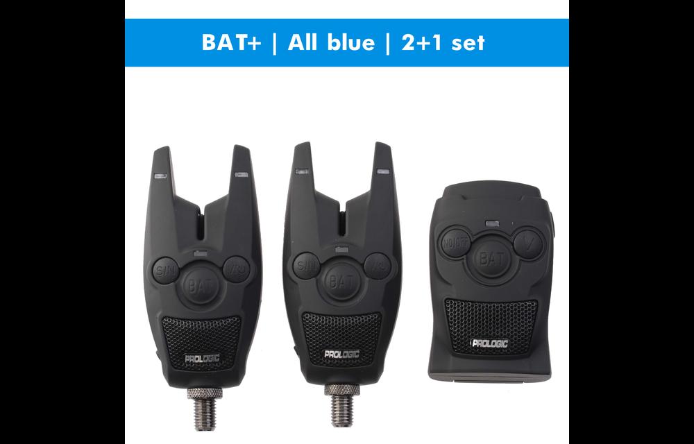 BAT+ | 2+1 Beetmelder Set (All Blue LEDs)