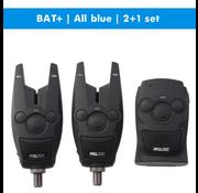 Prologic BAT+ | 2+1 | all blue | beetmelders