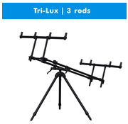 Prologic Tri-Lux | rodpod | 3 rods