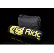 RidgeMonkey LX Bath Towel and Weatherproof Shower Caddy Set
