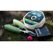 RidgeMonkey RM-Tec Hooklink | Fluorocarbon | Clear
