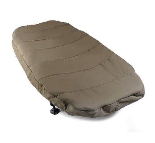 Avid Carp Benchmark Lite Memory Foam System | Bed & Bag
