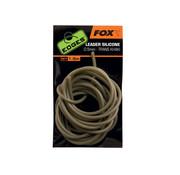 FOX EDGES™ Leader Silicone (Trans Khaki, 2 meter(
