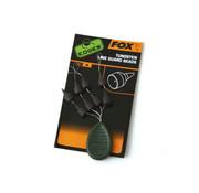FOX EDGES™ Tungsten Line Guard Beads (8 stuks)