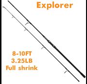 FOX Explorer 8-10ft | 3.25b | Full Shrink | Karperhengel