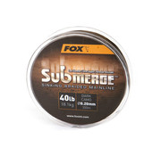 FOX Submerge™ Sinking Braided Mainline (Dark Camo) | 600 meter