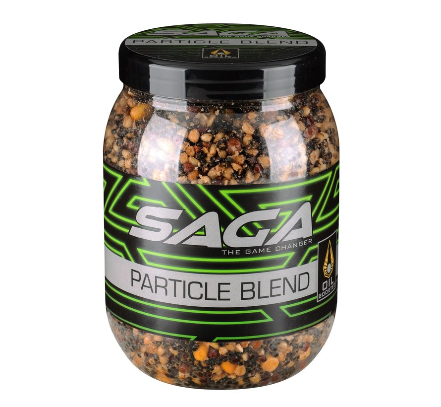 Oil Boosted Particle Blend 1.5L (PVA Friendly)