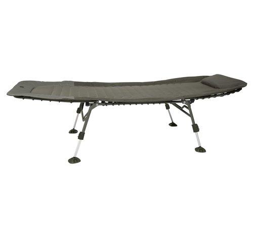 Strategy High Flat Bedchair | Stretcher
