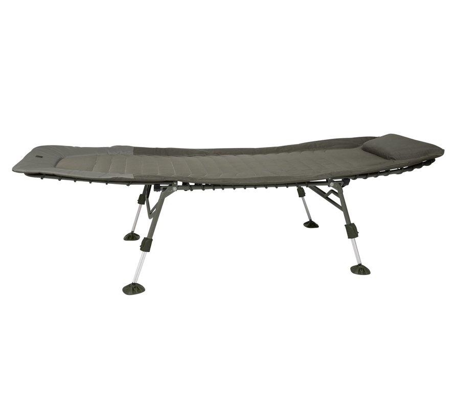 High Flat Bedchair | Stretcher