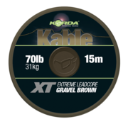 Korda Kable XT Extreme Leadcore 70lb (15 meter)