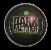 Dark Matter Tungsten Putty