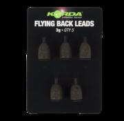 Korda Flying Backlead (6 stuks)