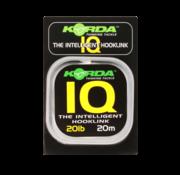 Korda IQ2 / IQ Extra Soft (20meter)   Fluorcarbon onderlijnmateriaal
