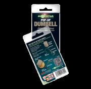 Pop-up Dumbell Fishy Fish (8mm)
