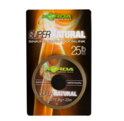 Korda Super Natural (Gravelly Brown)   Onderlijnmateriaal