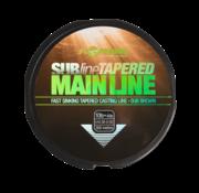 Korda Subline Tapered Mainline 300 meter (Brown) | Karperlijn