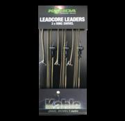 Korda Leadcore Leader Ring Swivel (3 stuks)