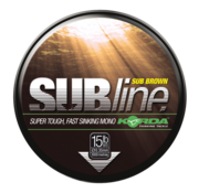 Korda Subline 1000m (Brown) | Karperlijn