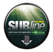 Korda Subline 1000m (Green) | Karperlijn