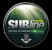 Subline 1000m (Green) | Karperlijn