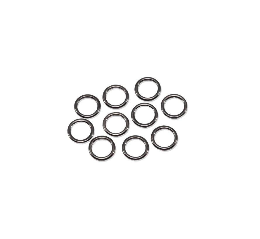Rig Rings - 3mm | 15 stuks