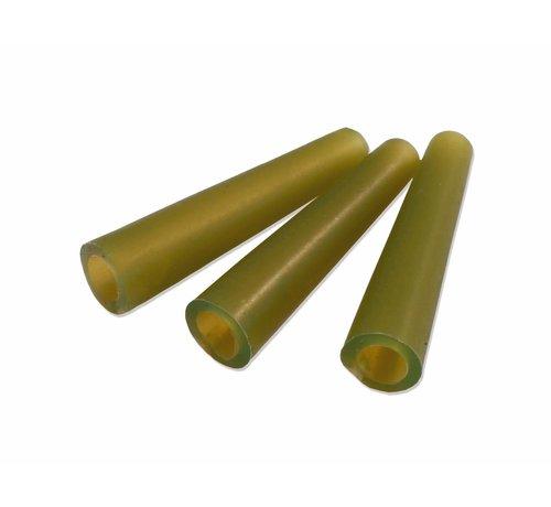 Carp´R´Us Tail Rubbers | silt | 10 stuks