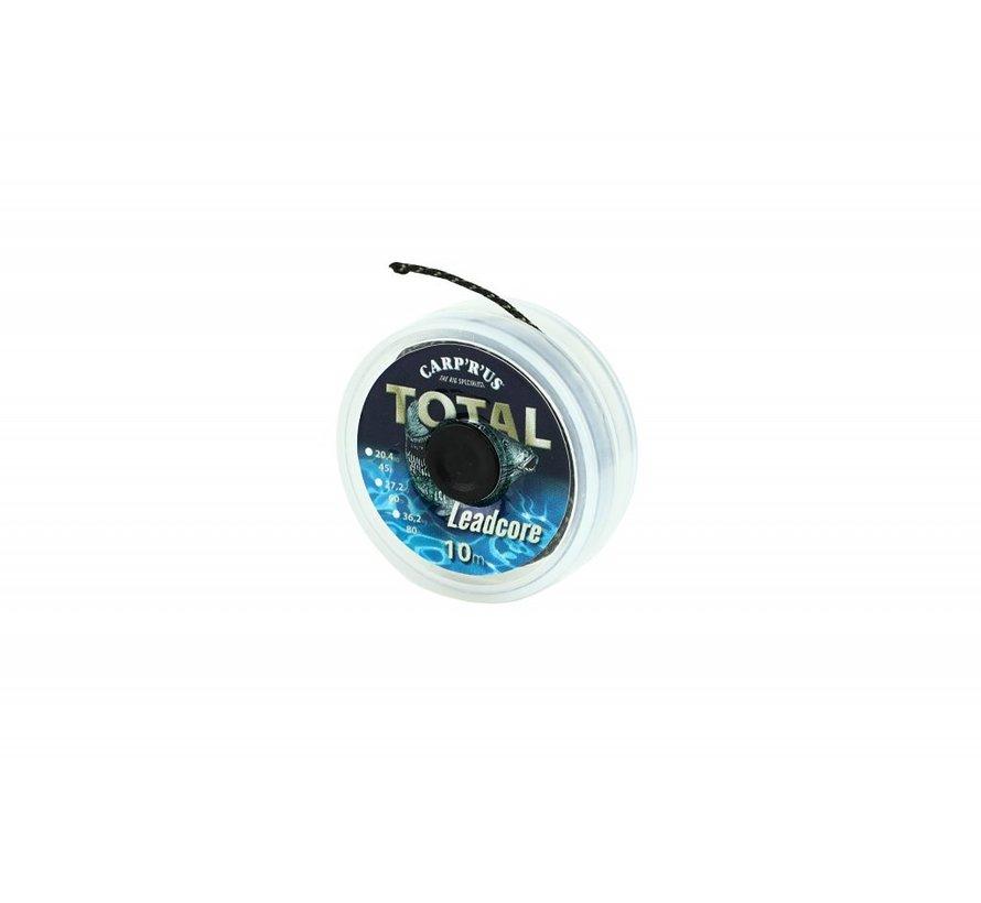 Total Leadcore 10m/60lb