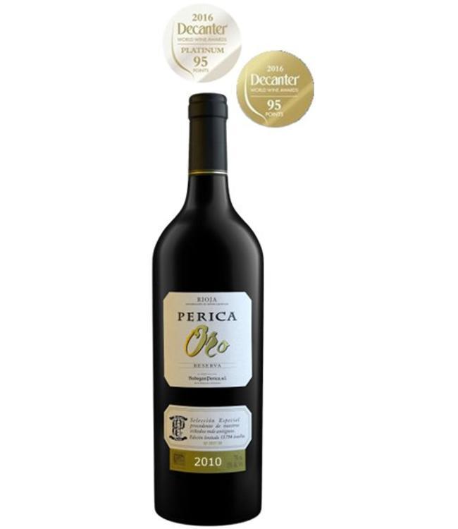 Bodegas Perica Oro Reserva Selección Especial 2011 Rioja