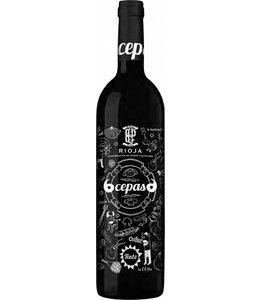 Bodegas Perica 6CEPAS6 Tinto 2018 Rioja
