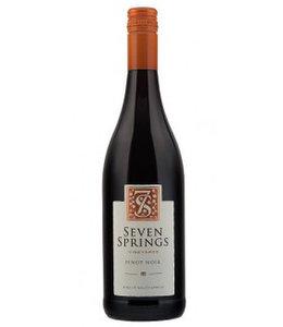 Seven Springs Seven Springs Pinot Noir 2014 Hemel-en-Aarde