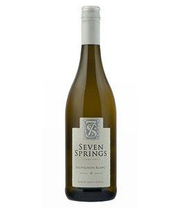 Seven Springs Seven Springs Sauvignon Blanc 2014 Hemel-en-Aarde