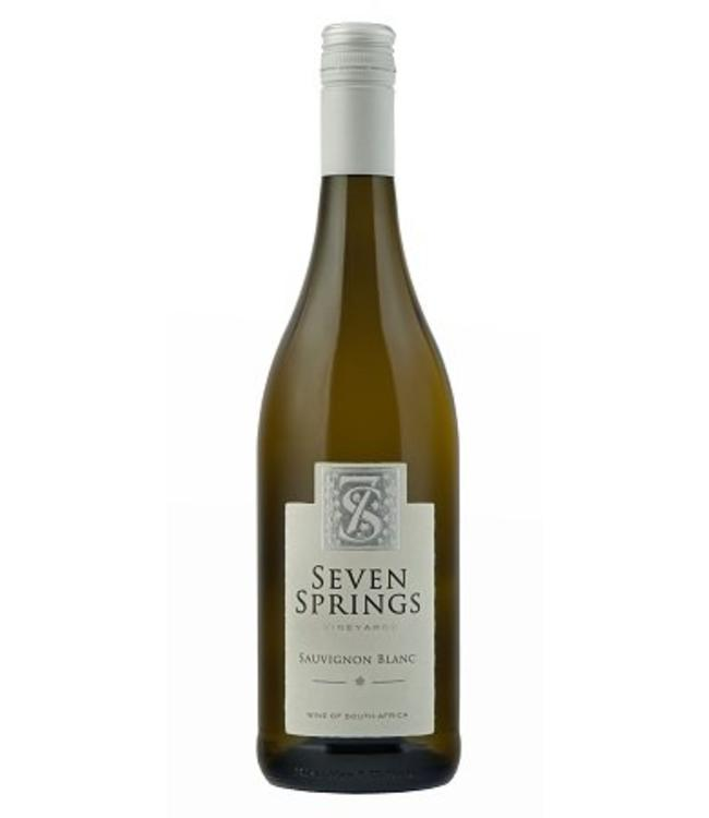 Seven Springs Seven Springs Sauvignon Blanc 2015 Hemel-en-Aarde