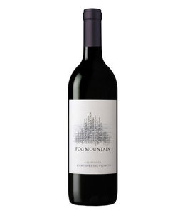 Fog Mountain Fog Mountain Cabernet Sauvignon 2015 California