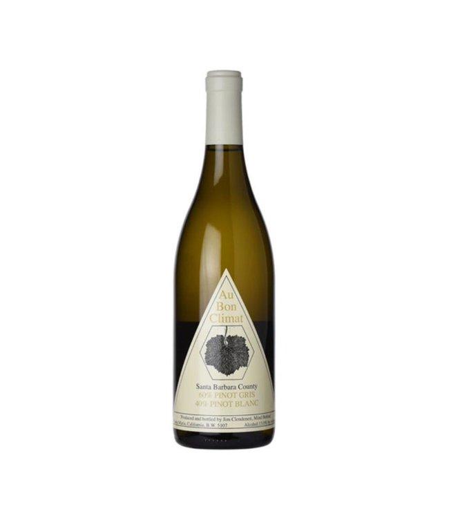 Au Bon Climat Au Bon Climat, Pinot Gris/Pinot Blanc 2017 Santa Maria Valley