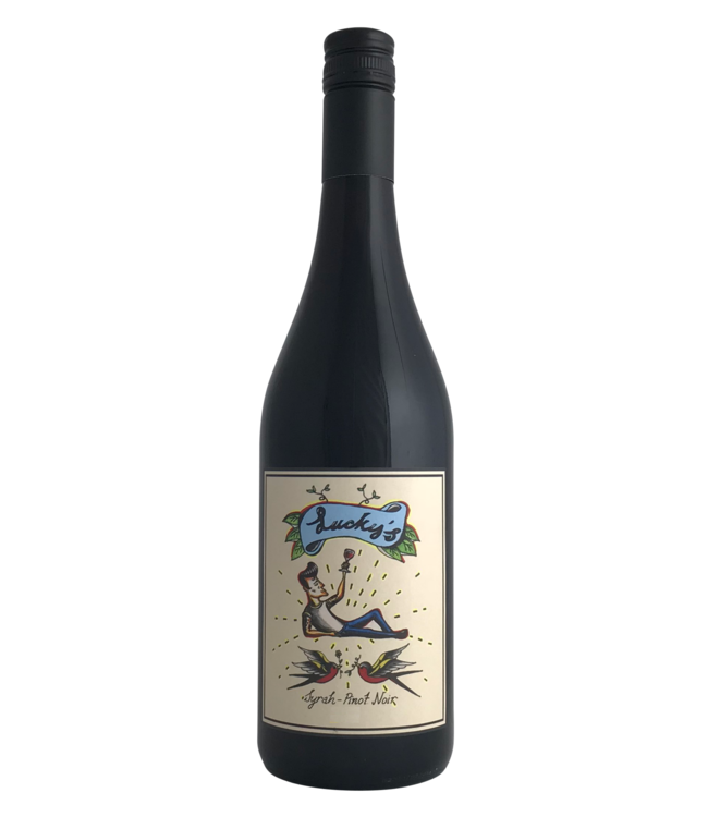 From Sunday Winemakers From Sunday Winemakers, Lucky's Syrah-Pinot Noir 2018 Hunter Valley
