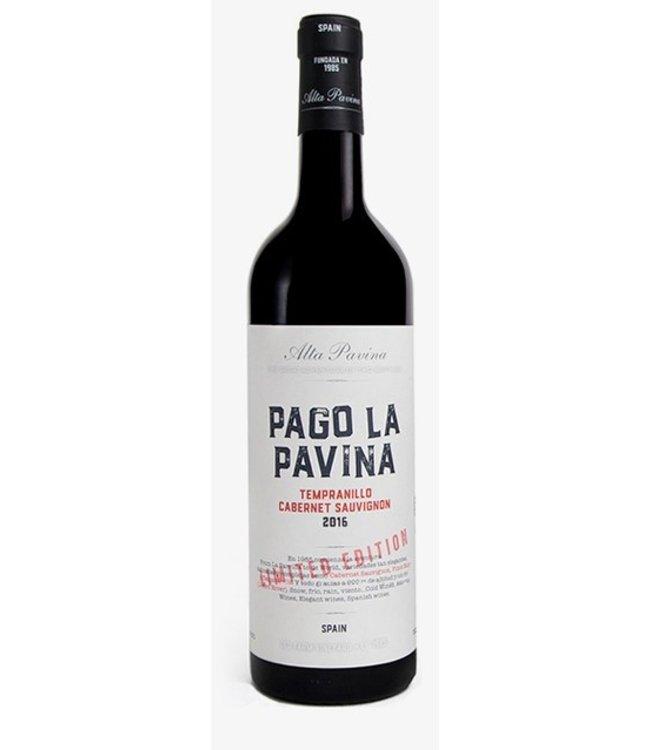 Alta Pavina Alta Pavina, Pago la Pavina Tempranillo Cabernet 2017 Castilla y León