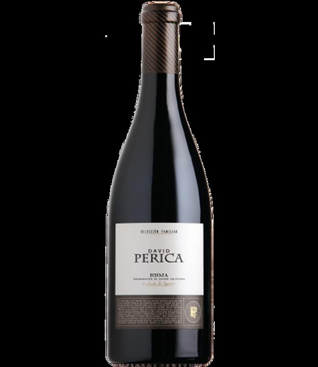 """Bodegas Perica """"David Perica"""" Tinto 2016 Rioja"""