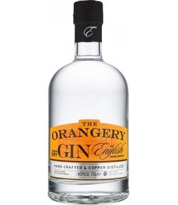 The English Drinks Company The English Drinks Company Orangery Gin 70CL