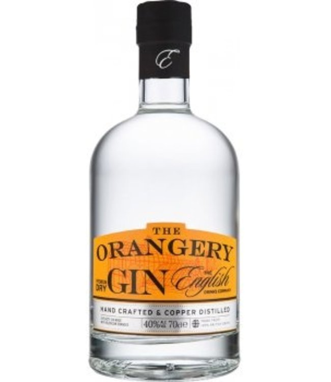 The English Drinks Company The English Drinks Company Orangery Gin 70CL