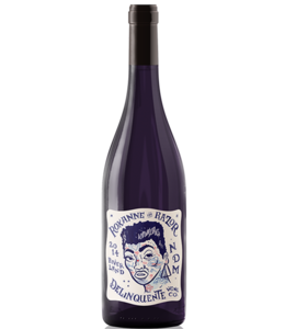 Delinquente Wine Co. Delinquente Wine Co. Roxanne the Razor, Nero d'Avola / Montepulciano 2018 Riverland