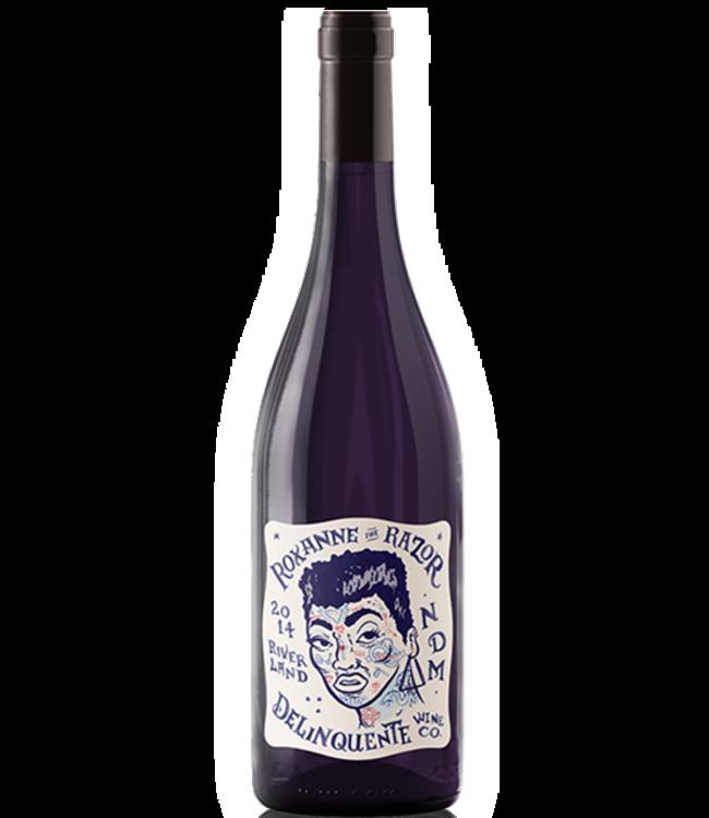 Delinquente Wine Co. Delinquente Wine Co. Roxanne the Razor, Nero d'Avola / Montepulciano 2018 Riverland