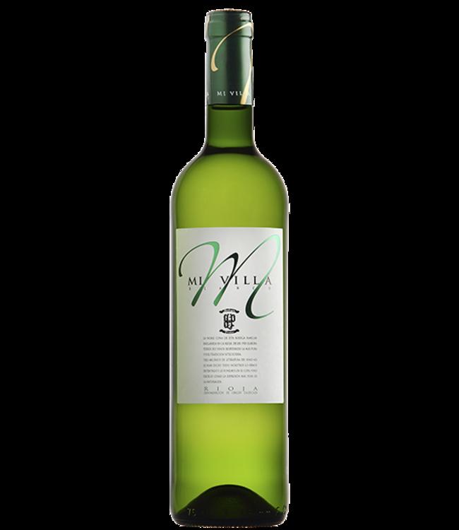 Bodegas Perica Mi Villa Blanco 2018 Rioja