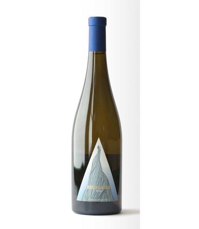Res Fortes Blanc  2016 Côtes du Roussillon