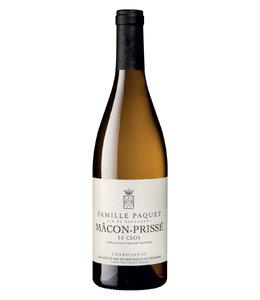Famille Paquet Famille Paquet, Mâcon-Prissé, Le Clos 2018 Burgundy
