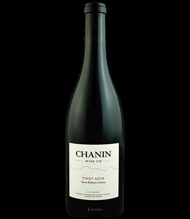Chanin Chanin, Pinot Noir 2018 Santa Rita Hills