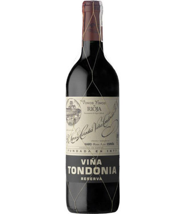 López de Heredia Tondonia Tinto Reserva 2001 Rioja MAGNUM