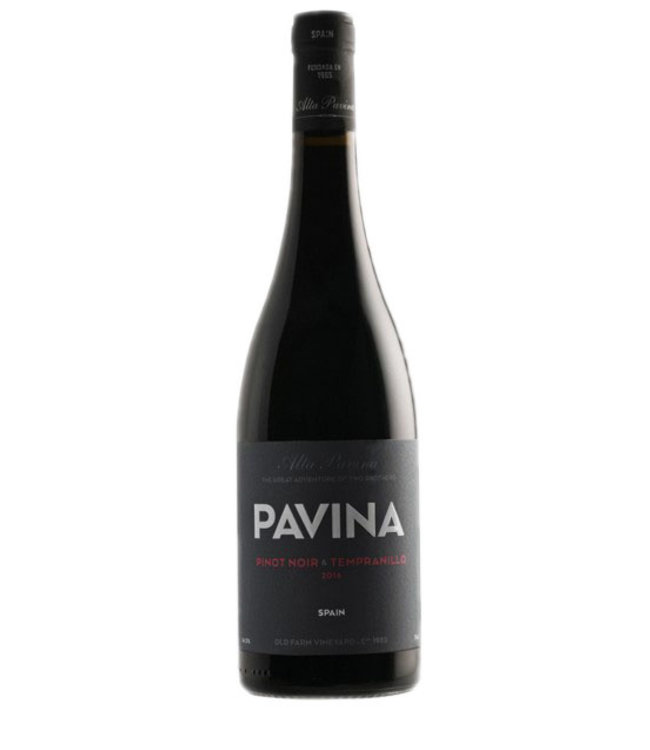Alta Pavina Alta Pavina, Pavina Pinot Noir Tempranillo 2017 Castilla y León