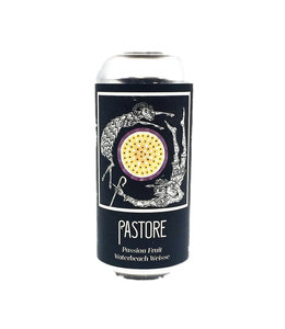 Pastore Pastore, Passionfruit Weisse 3.9% 44cl CAN
