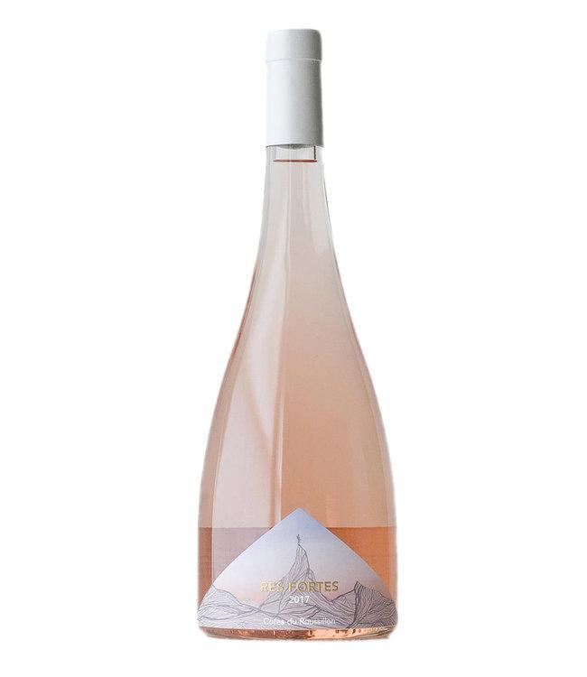 Res Fortes Res Fortes Rosé 2018 Côtes du Roussillon